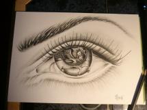 Oko a pegas