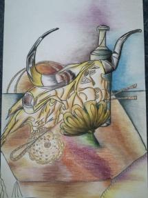 Zátiší Picasso